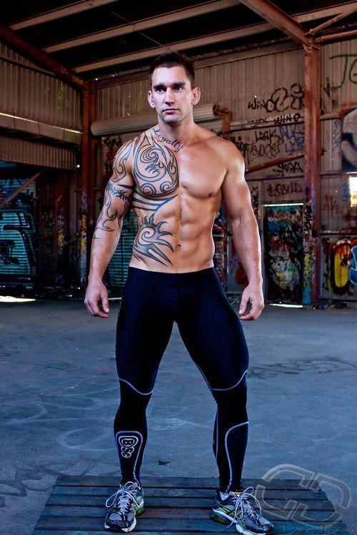 Bad Ass Half Body Tribal Wow Tattoos Body Art Body Art Tattoos