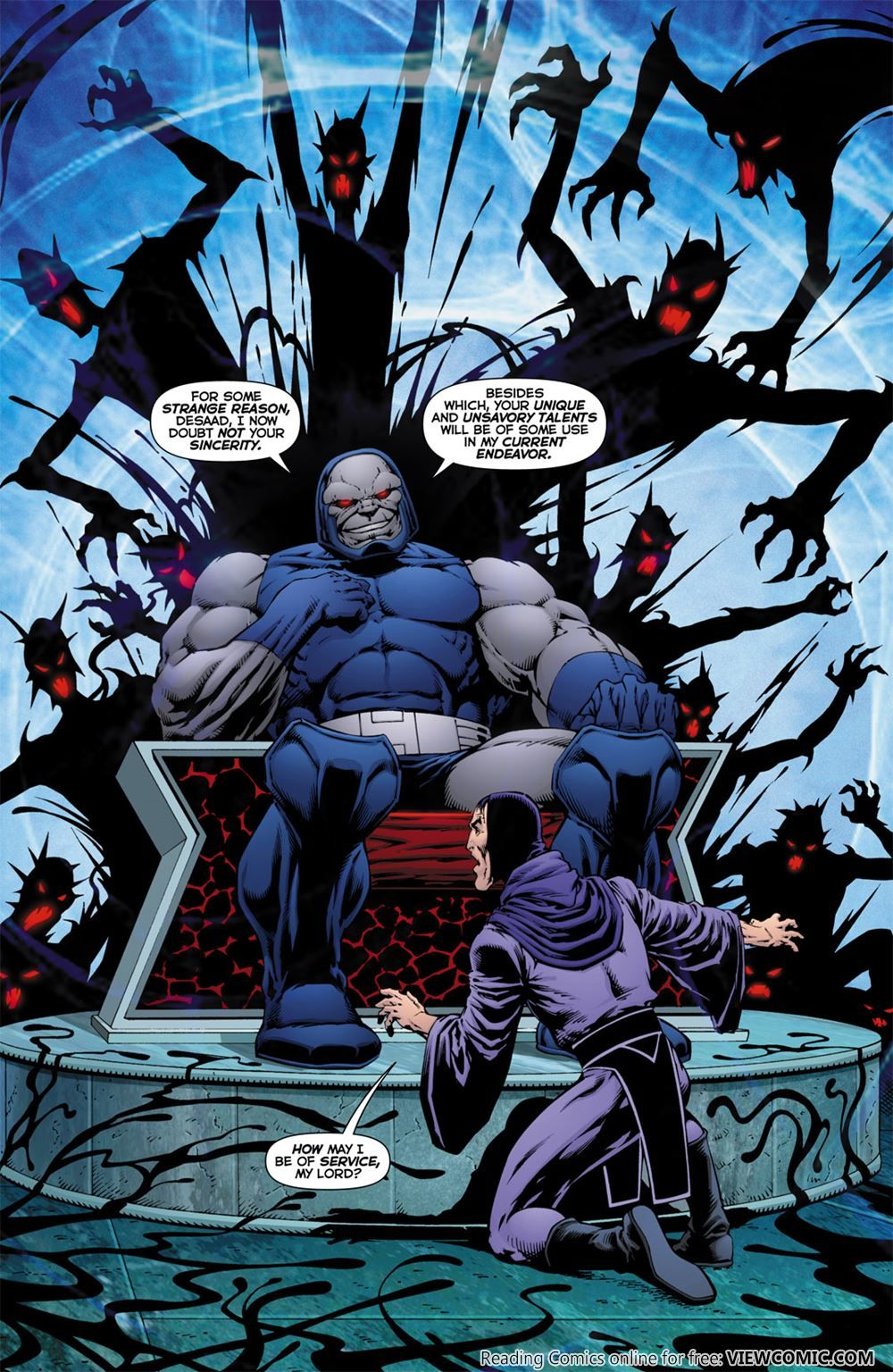 Death of the New Gods 02 (2007)