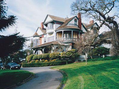 Falkirk Mansion San Rafael Wedding Locations Marin Venue 94901 100 Hr
