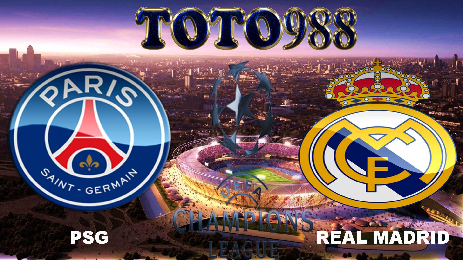psg vs real madrid online