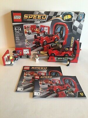 LEGO 75882 Speed Champions FERRARI FXX K & DEVELOPMENT CENTER  #afflink Contains affiliate links. When you click on links to various merchants on this site and make a purchase this can result in this site earning a commission. Affiliate programs and affiliations include but are not limited to the eBay Partner Network. #ferrarifxx