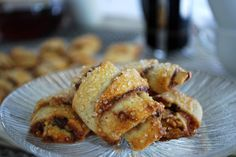 Rugelach - A gluten-free rugelach recipe to share on Hanukkah or any other time.  Made with Pamela's All Purpose Artisan blend.