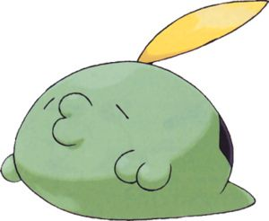 Gulpin is a Poison type Pokémon introduced in Generation 3. It is known as the Stomach Pokémon.