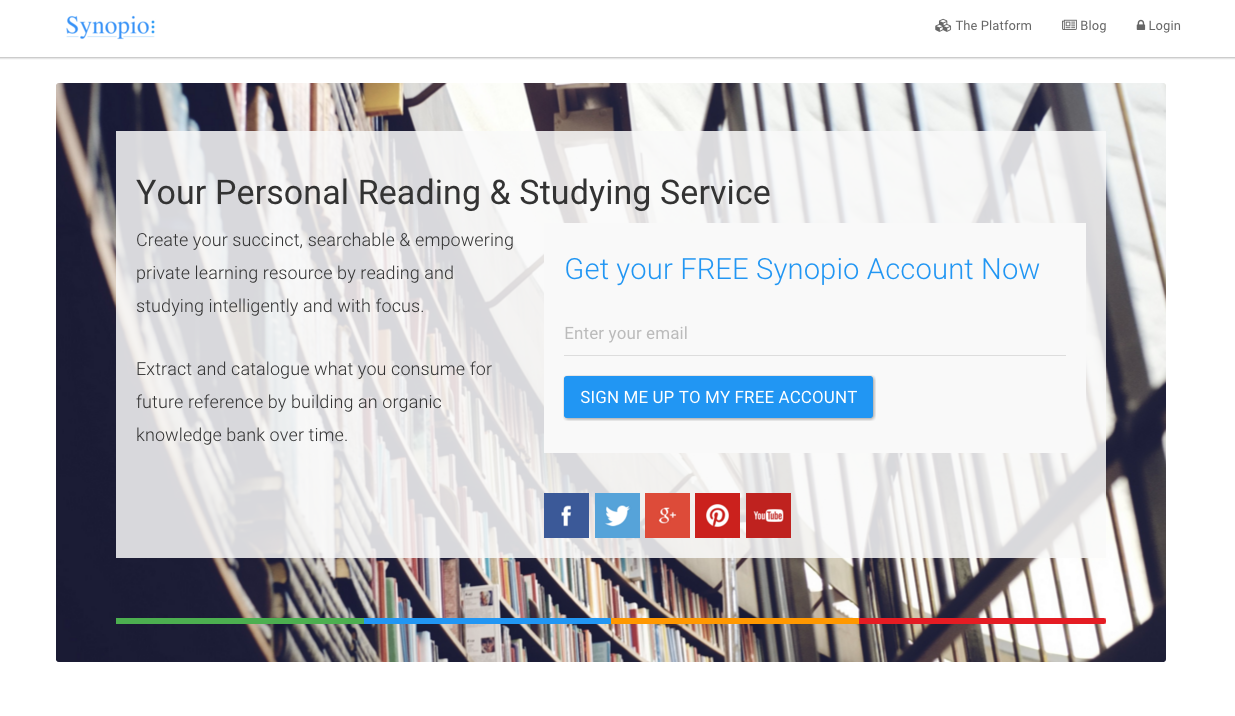 Ready to #study effectively? Use #synopio with your #techniques