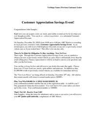 Employee Appreciation Sample Letter Format  Employee Appreciation