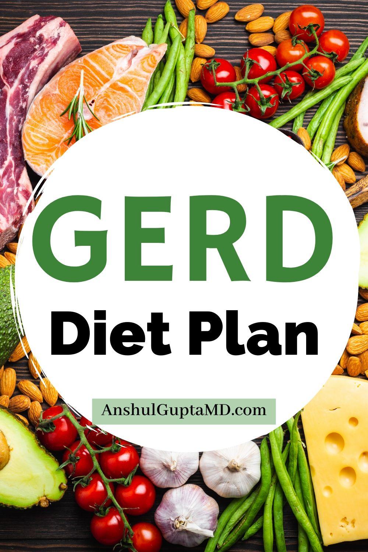 Gerd diet plan in 2020 gerd diet plan gerd diet diet plan
