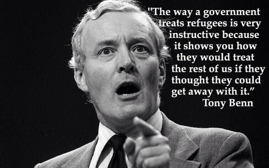 Refugee Quotes New The Way A Government Treats Refugees Is Very Instructive