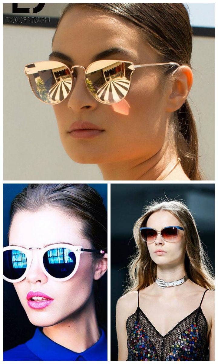Солнцезащитные-очки-2018-женские-фото-Яркие-оправы-Футуристически ... 38ada86fb1c