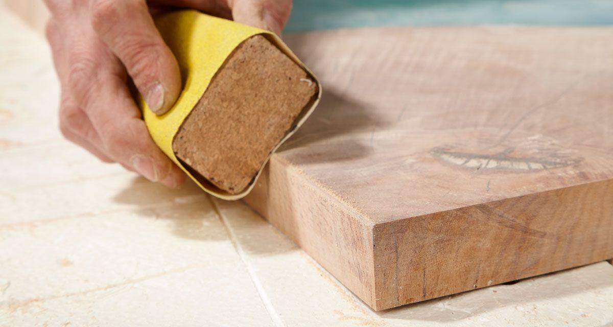 Epoxidharz Tisch selber bauen: DIY Anleitung | Tisch selber
