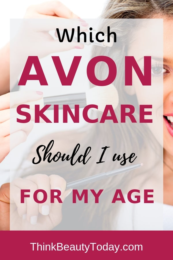 Avon Anew Products Best Skin Care By Age For Wrinkles For Women In 2020 Avon Skin Care Anti Aging Skin Products Aging Skin Care