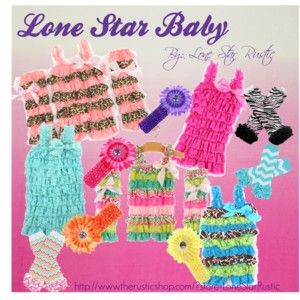 Lone Star Baby http://www.therusticshop.com/?store=LoneStarRustic