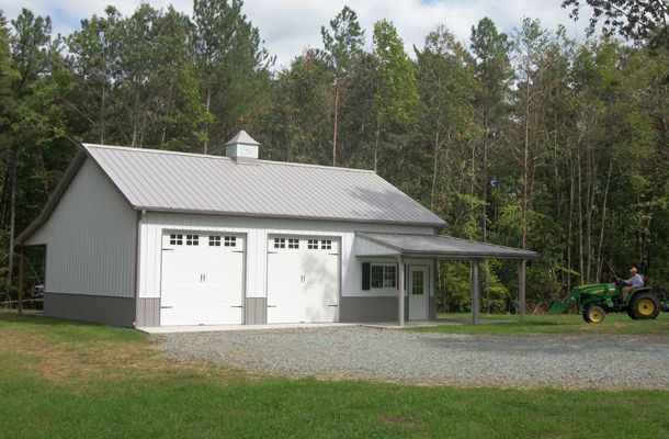 What Do You Think Of This Lester Building Lester Building Systems Llc Metal Garage