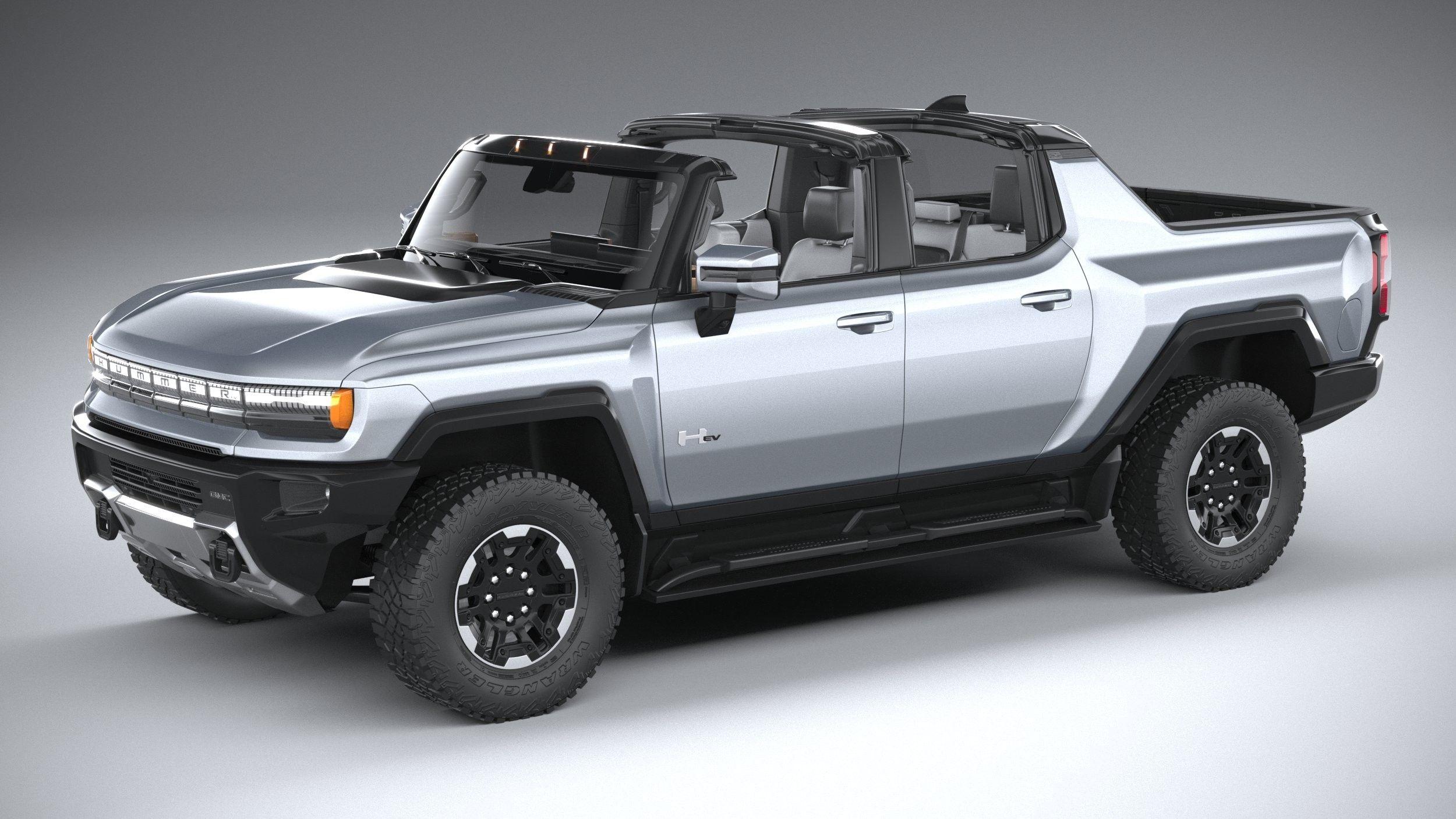 Hummer Ev 2022 With Interior In 2021 Hummer Bmw Dealer Bmw Models