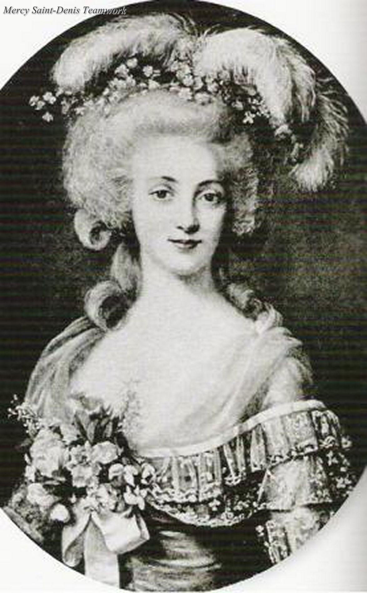Yolande Martine Gabrielle de Polastron 42a9b954010d