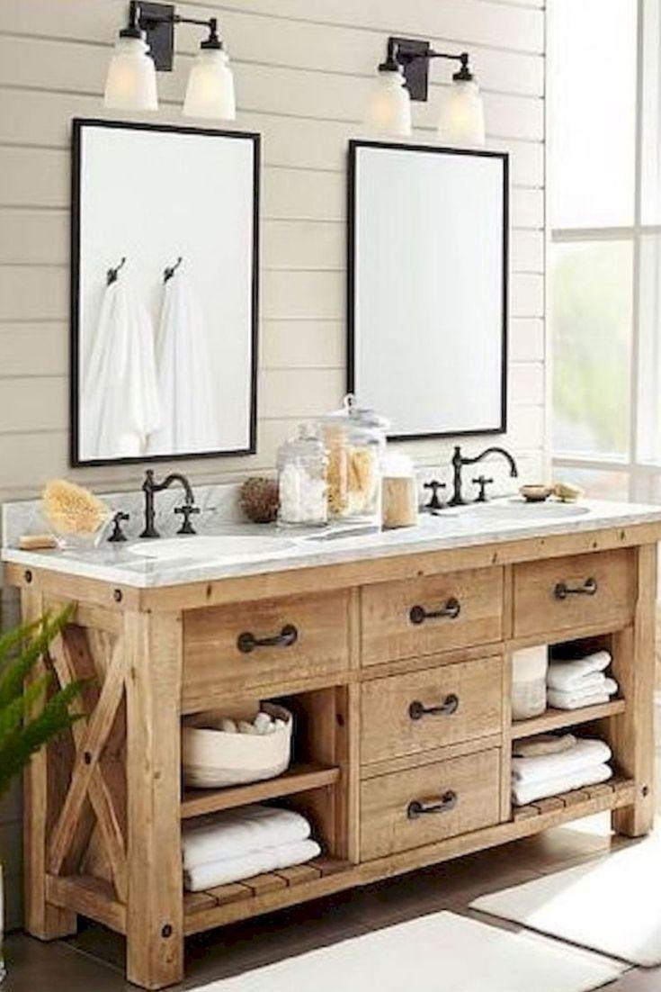 Rustic Bathroom Vanities Old Dressers Rusticbathroom Vanities Bathroom Farmhouse Style Farmhouse Bathroom Vanity Rustic Bathroom Vanities