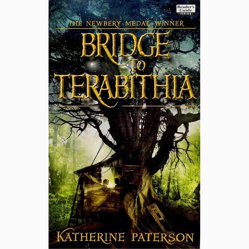 Bridge to terabithia paperback bridge to terabithia