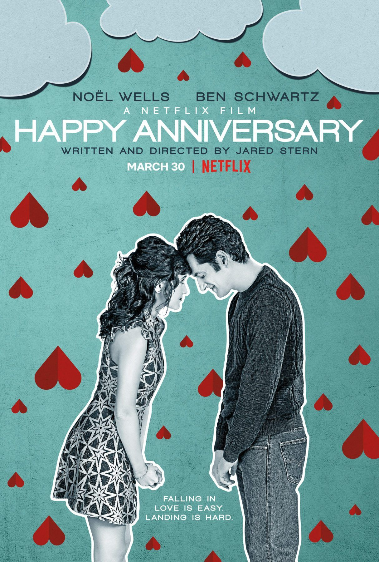 First Poster for Netflix's Comedy 'Happy Anniversary