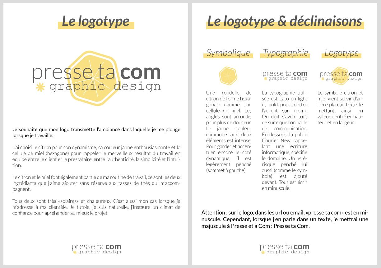 Charte Graphique Suivez Le Guide Presse Ta Com Charte Graphique Graphique Typographie
