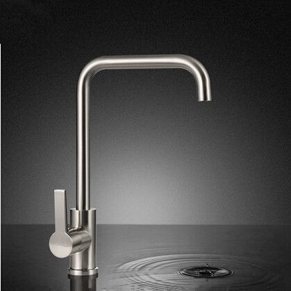 Basin Tap Black Bronze Brass Waterfall Mixer Art Designed Bathroom