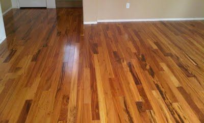 Brazilian Koa Hardwood Flooring Wooden Floors Pinterest
