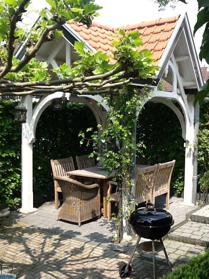 Via wonen landelijke stijl tuin pinterest gardens porch and outdoor living - Sofa landelijke stijl stijlvol ...