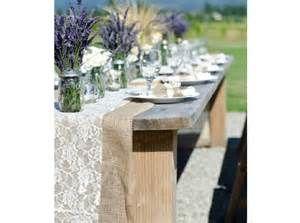 décoration tables mariage champetre - Résultats Yahoo France de la recherche d'images