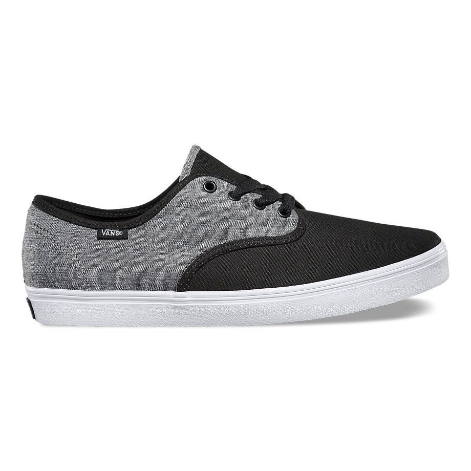 73dd271a08f Vans Men s Madero C C Shoes - Black Pewter
