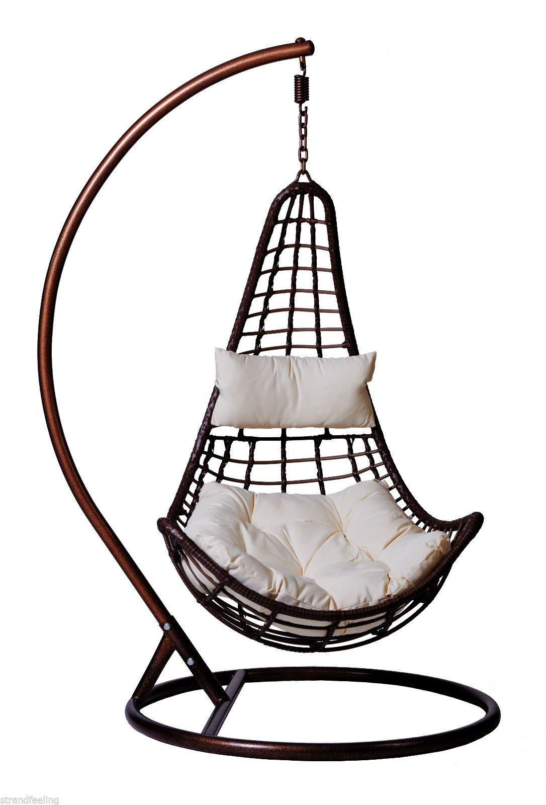 Swing Chair Benefits Lounge Beach Chairs Hängesessel Diva Hängekorb Kokon Schaukel Aus Polyrattan