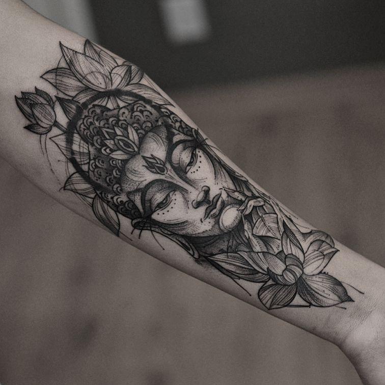 Quarter Sleeve Tattoo Ideas for Men and Women (2019 ...