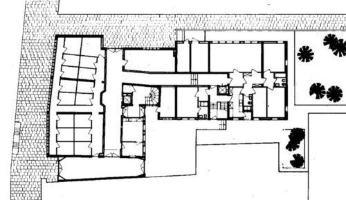 Ignazio Gardella Casa delle Zattere Venedig