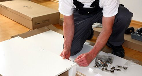 Günstige Möbelmontage und Abbau der Möbel und Küchen am alten und - design küchen günstig