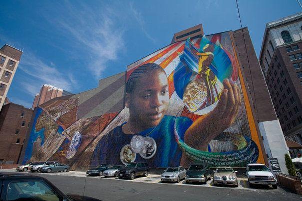Los murales más bellos de Filadelfia | Telemundo Denver