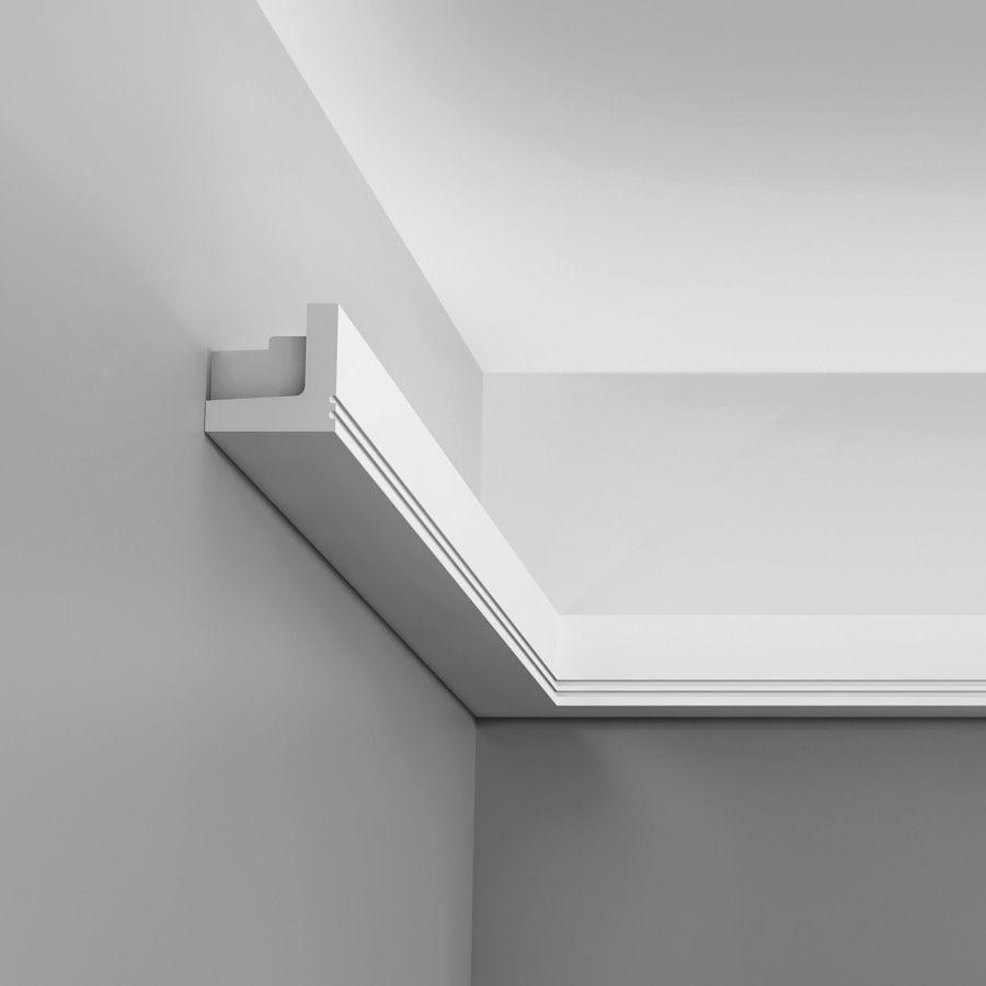 C361 Stripe Binnenverlichting Indirecte Verlichting Plafondontwerp