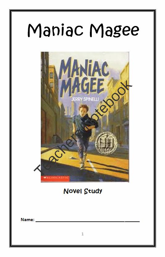 Maniac Magee Summary & Study Guide - BookRags.com