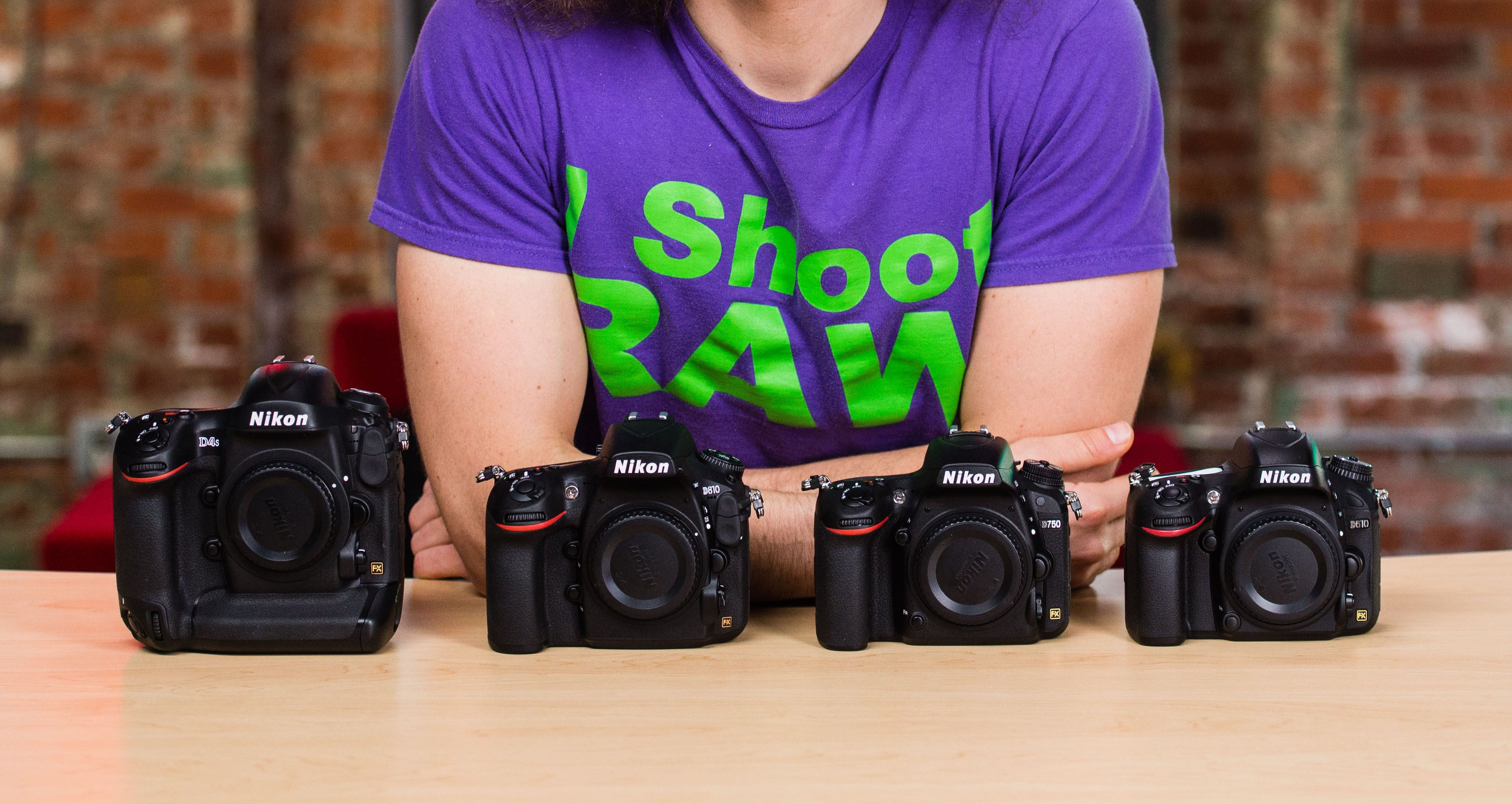 Which Nikon FX Full Frame Camera should you buy and why: D4s, D810 ...