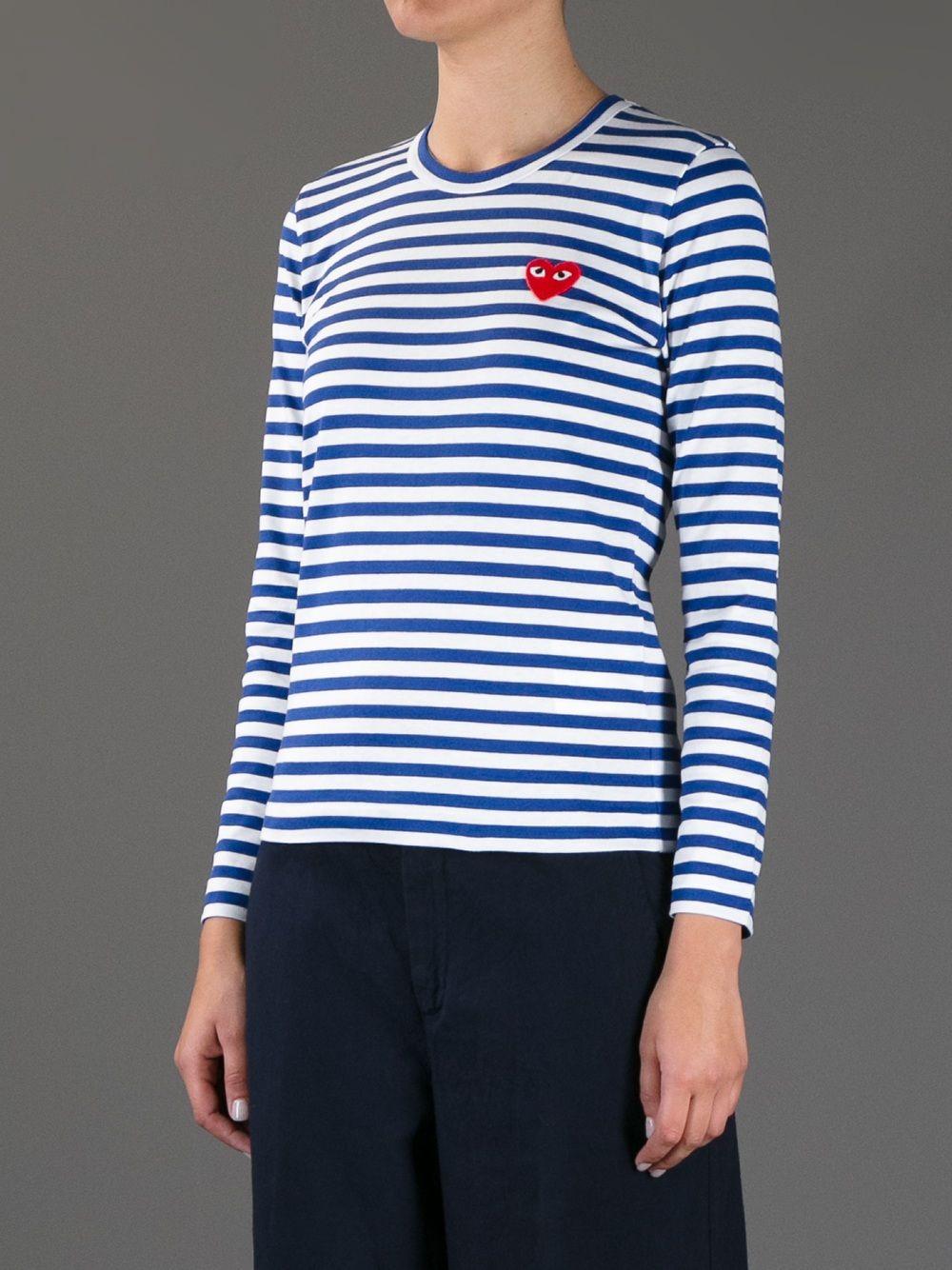 0566fa42904d play trøje i blå str XS. kan købes i strom store. Gå til