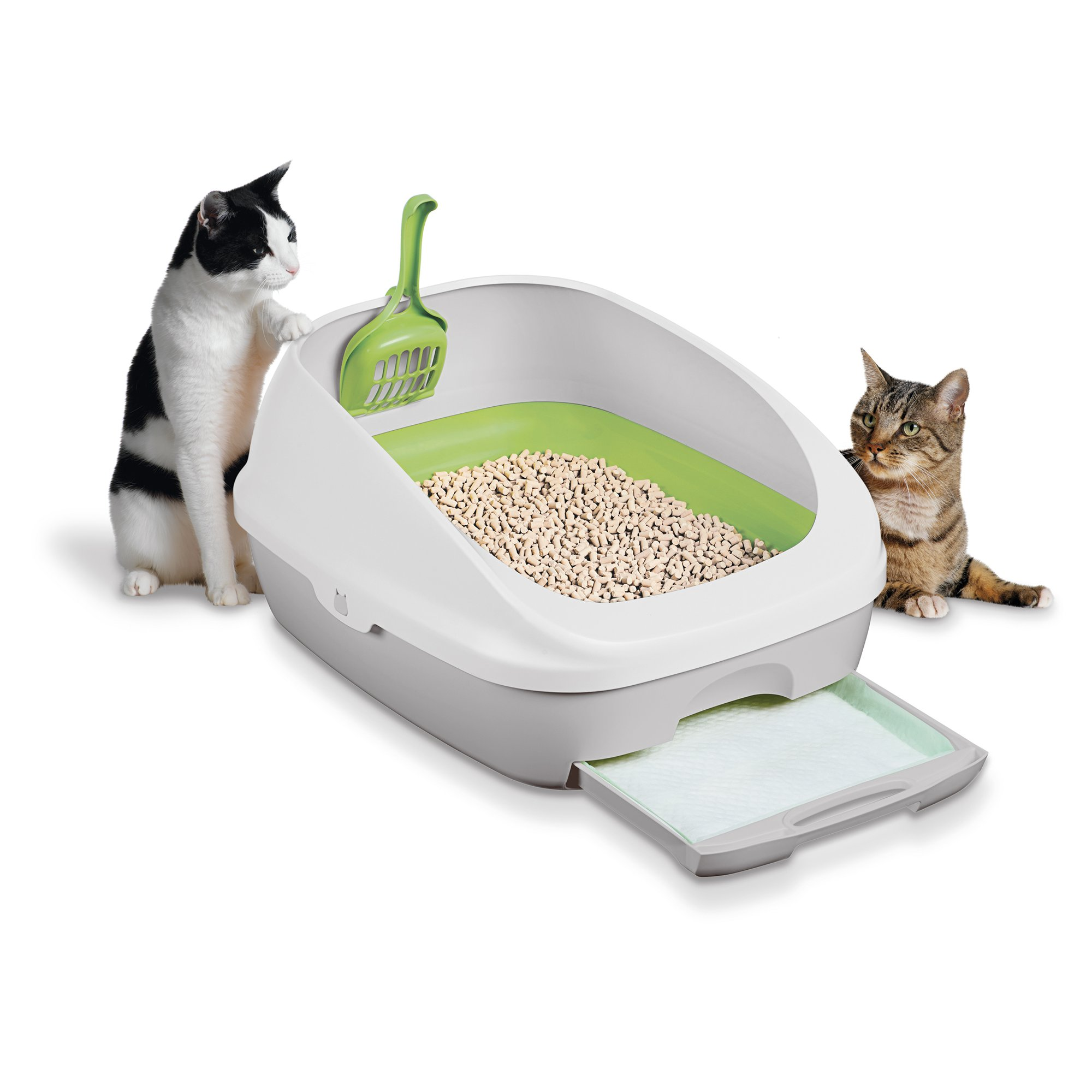 Change The Way You Think About Cleaning Your Cat S Litter Box With The Purina Tidy Cats Breeze Litter System Starter Ki Best Cat Litter Tidy Cat Litter Cat Pad