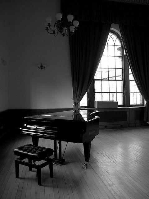 Perfect to play a Chopin nocturne on...... and it's a Bosendorfer!