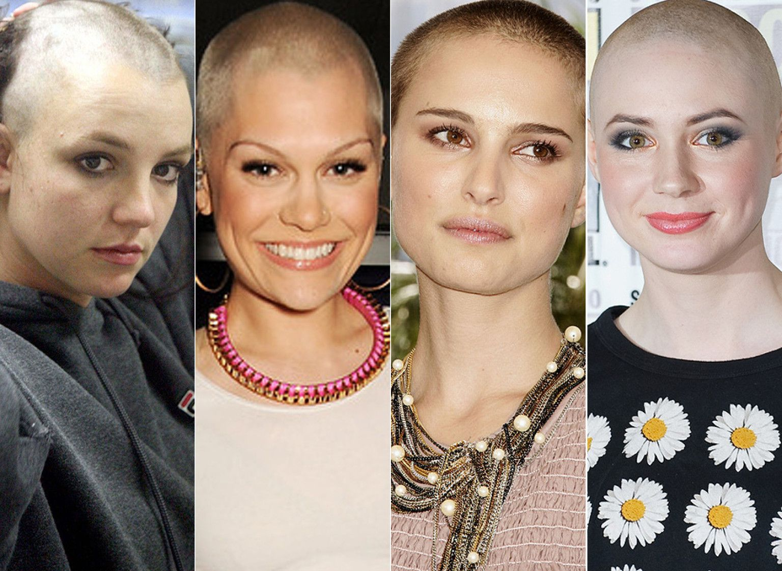 shaved their Head