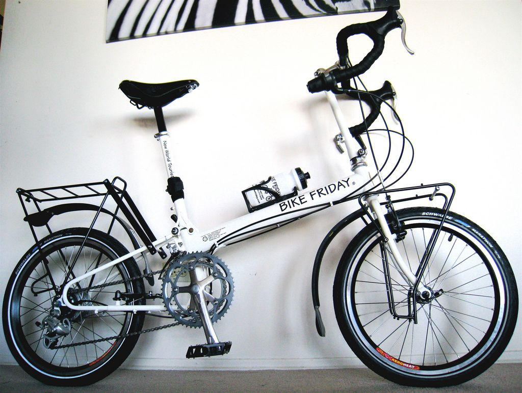Bike Friday Tourist Bike Friday Touring Bike Touring Bicycles