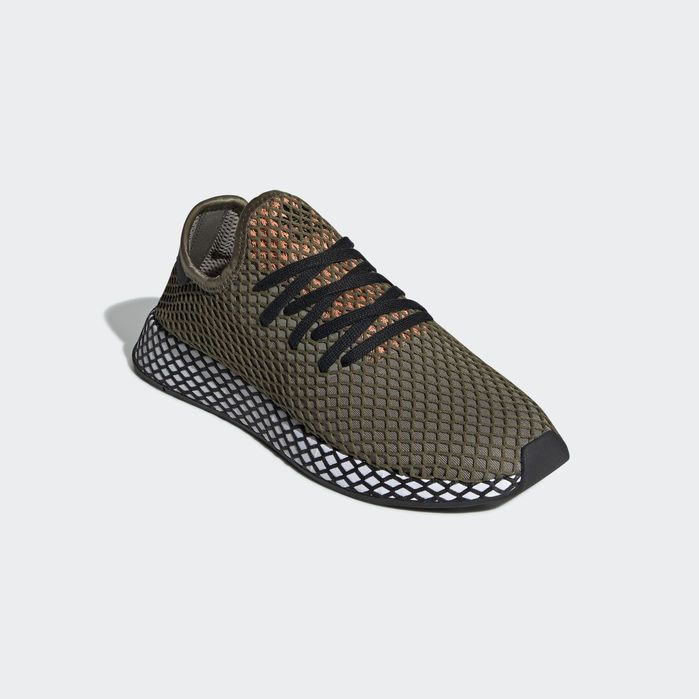 adidas Deerupt Runner shoes olive