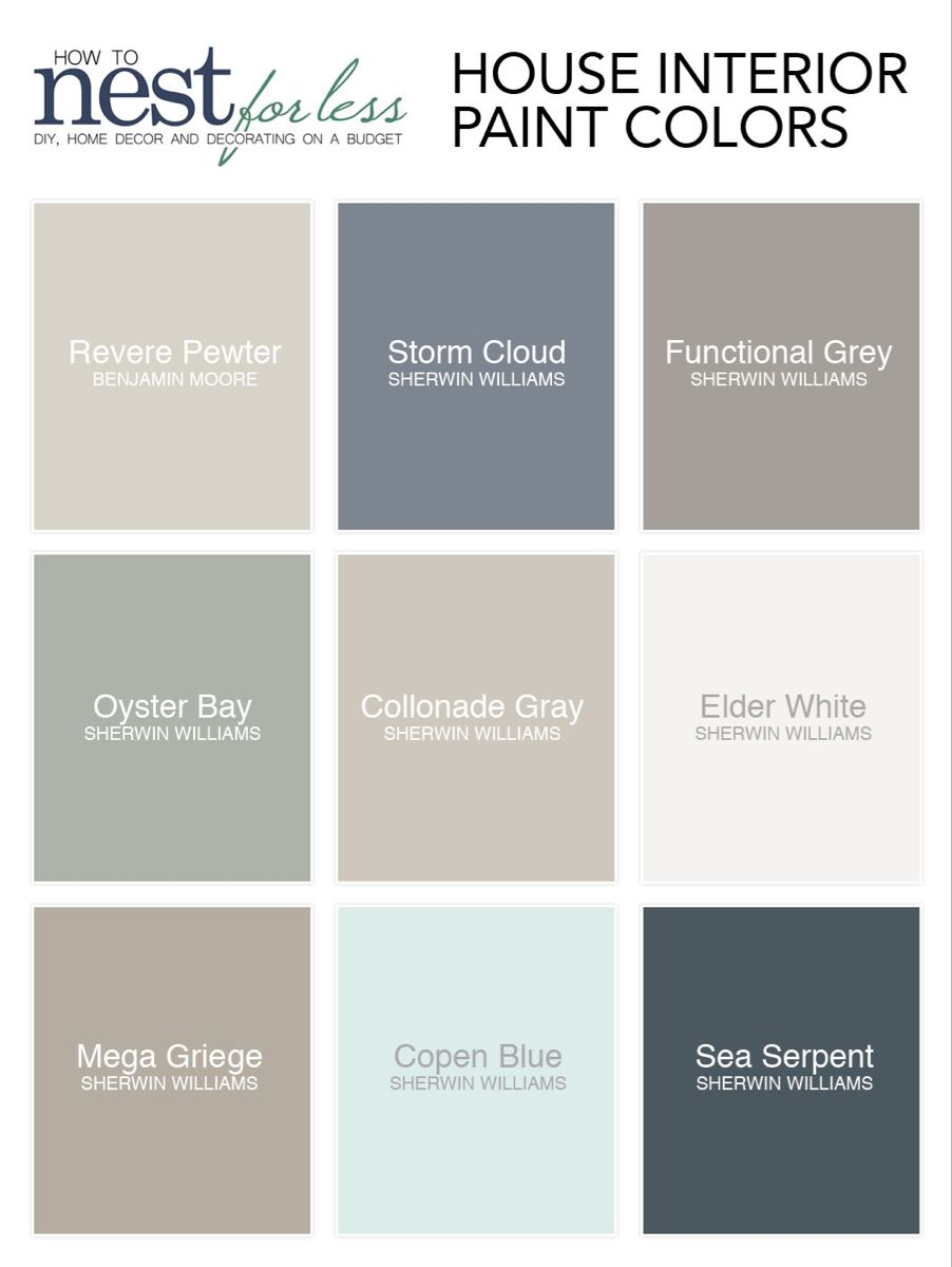 House Paint Colors How To Nest For Less Exterior Paint Colors