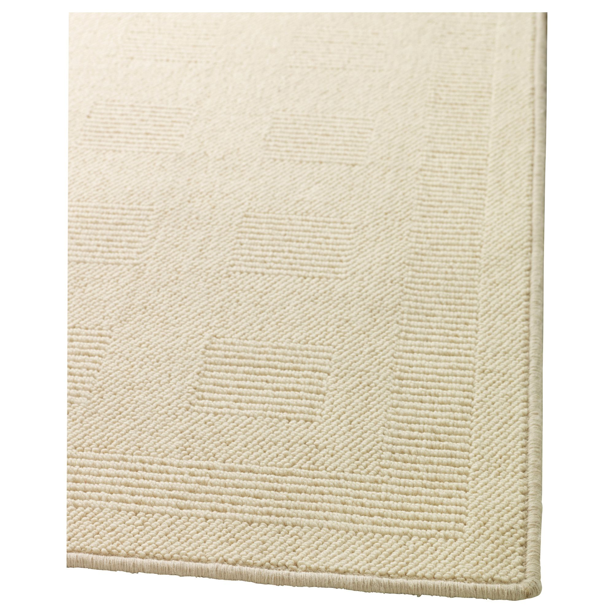 ikea white shag rug. HAVBRO Vloerkleed, Laagpolig - 200x300 Cm IKEA Ikea White Shag Rug H