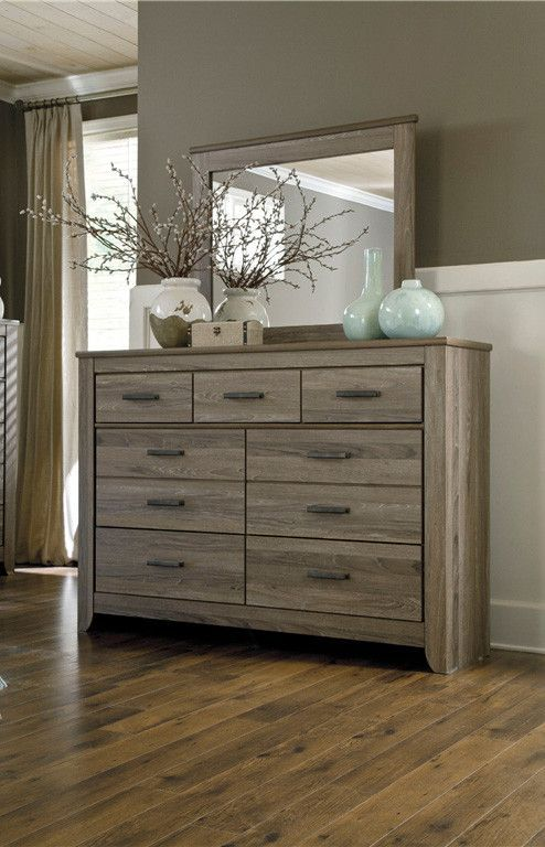Zelen Bedroom Mirrorsignature Designs At Kensington Furniture Awesome Ashley Bedroom Dressers Decorating Design