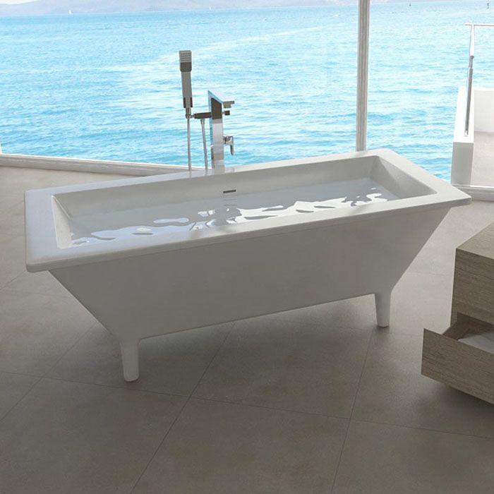 Baignoires originales  Idées et inspirations déco dans la salle de bain