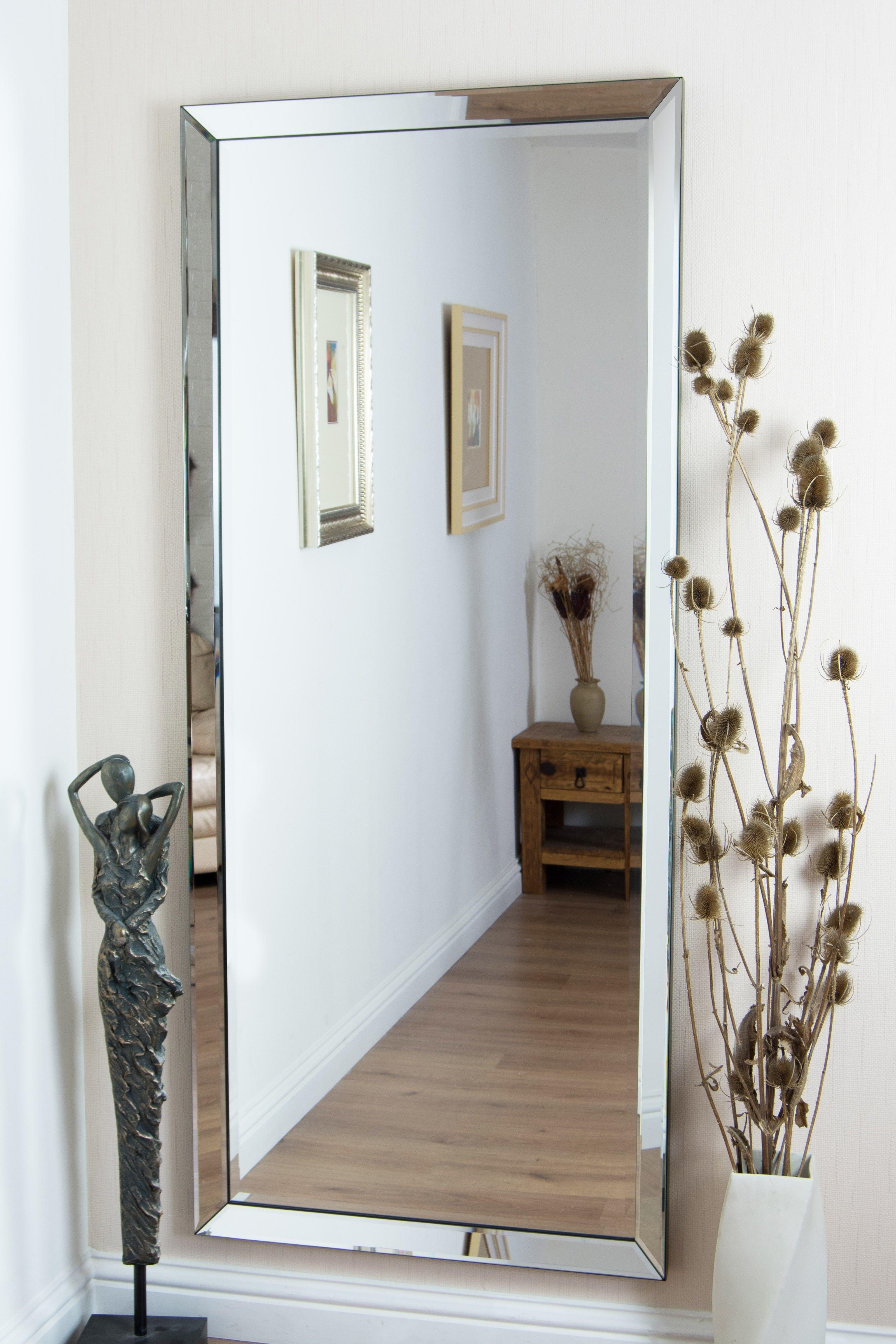 15 Ideen für Moderne, Grosse Spiegel | Spiegel | Pinterest | Spiegel ...