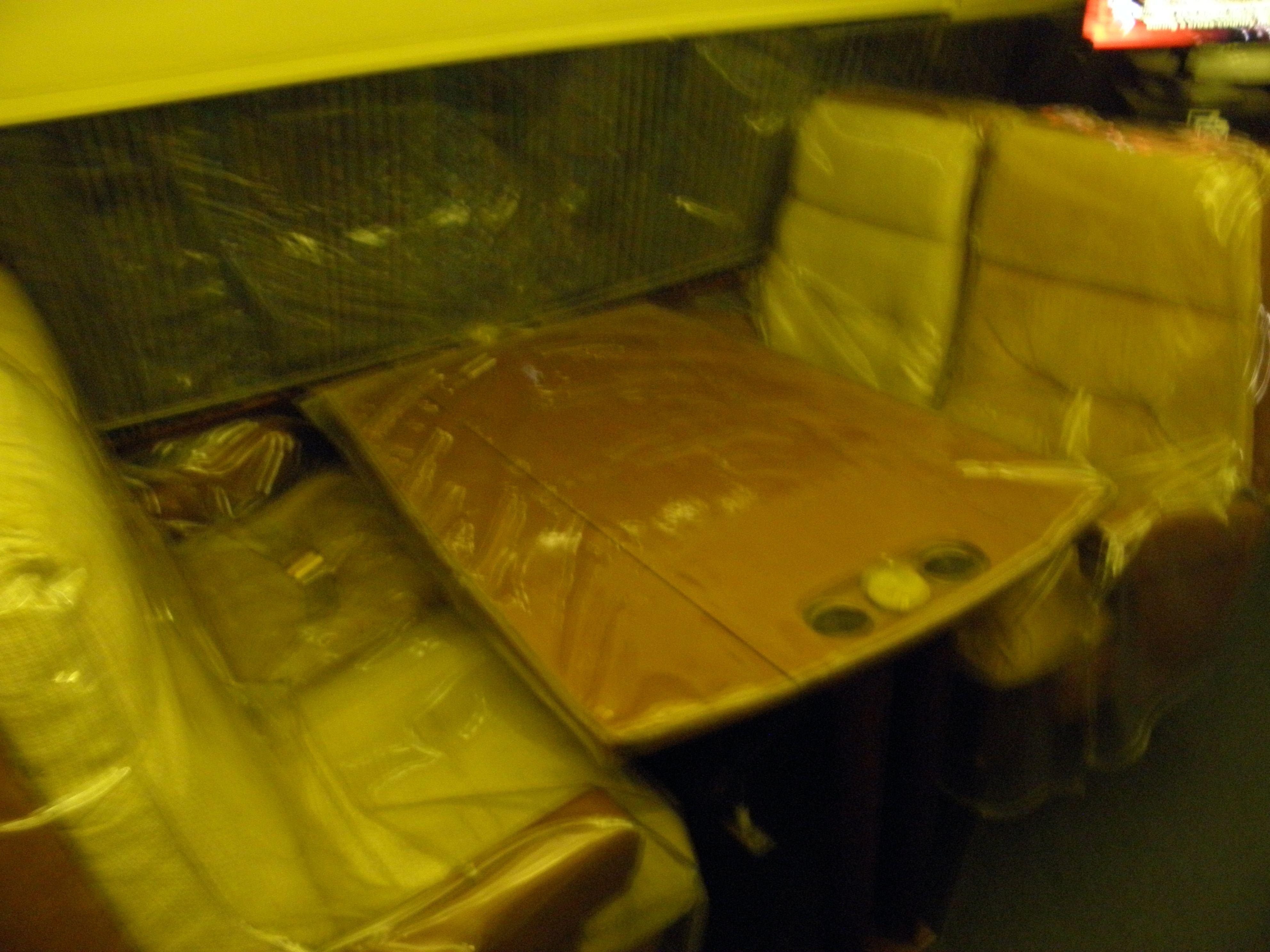 Inside Elvis Presleys Plane, The Lisa Marie @ Graceland, Memphis,