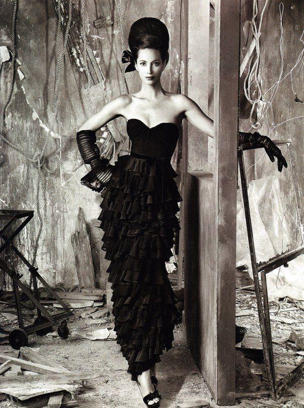 Vogue Italia July 2010