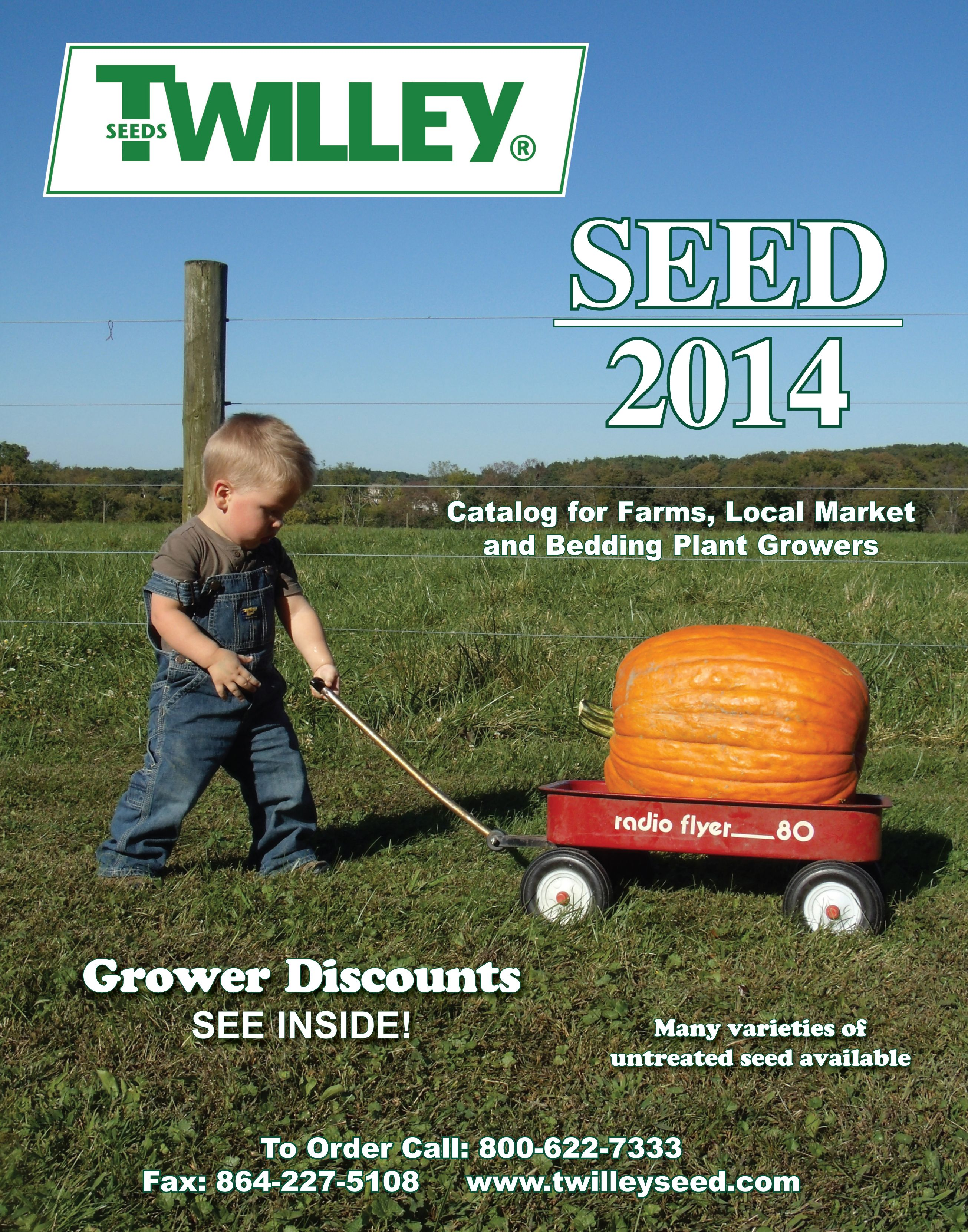 Make The Smart Move And Invest On Quality Flower And Vegetable Seeds  Offered By Twilley Seed In Hodges, SC. Find This Pin And More On Garden  Catalogs Online ...