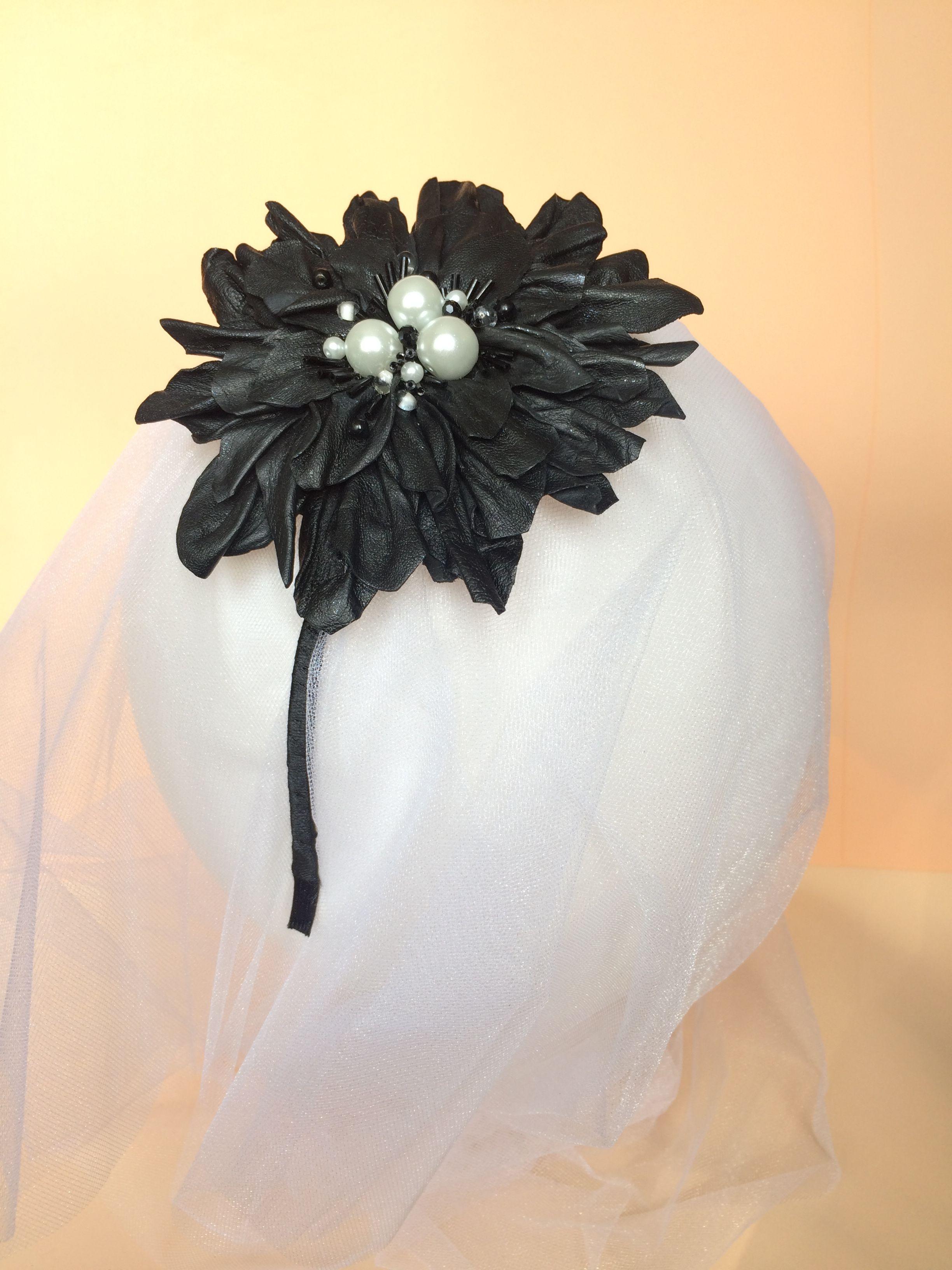 Black flower crown black flower crown pinterest black flower crown black flower crown izmirmasajfo